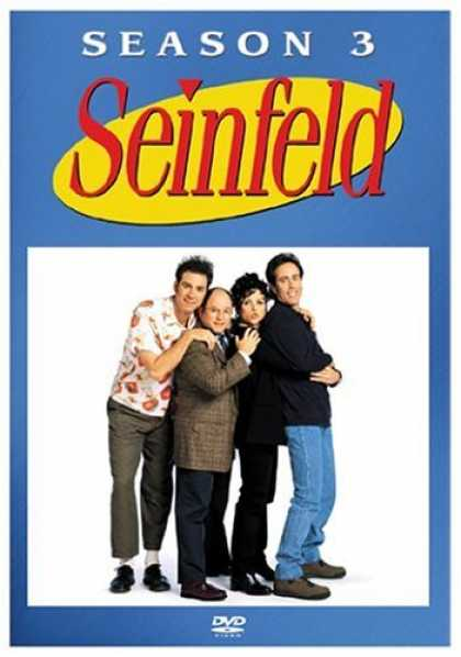 Bestselling Movies (2006) - Seinfeld: Season 3 by Tom Cherones