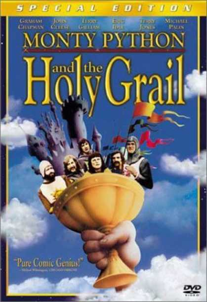 Bestselling Movies (2006) - Monty Python and the Holy Grail (Special Edition) by Terry Jones