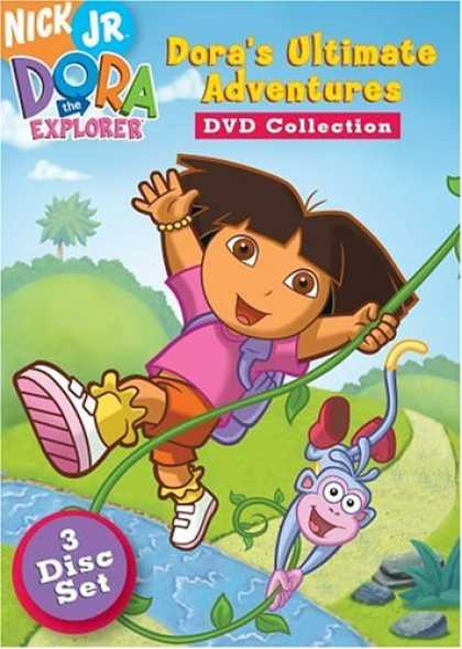 Bestselling Movies (2006) - Dora the Explorer - Dora's Ultimate Adventure Collection by Gary Conrad