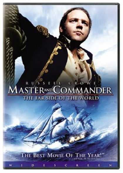 Bestselling Movies (2006) - Master and Commander - The Far Side of the World (Widescreen Edition) by Peter W