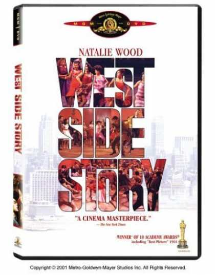 Bestselling Movies (2006) - West Side Story (Full Screen Edition) by Jerome Robbins