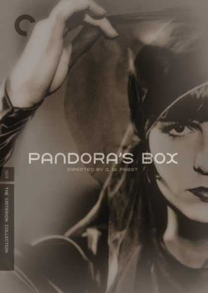 Bestselling Movies (2006) - Pandora's Box - Criterion Collection by Dana Delany