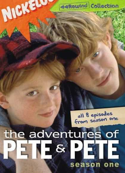 Bestselling Movies (2006) - The Adventures of Pete & Pete - Season 1 by Damon Santostefano