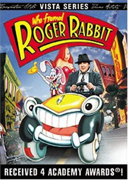Bestselling Movies (2006) - Who Framed Roger Rabbit (Vista Series) by Robert Zemeckis