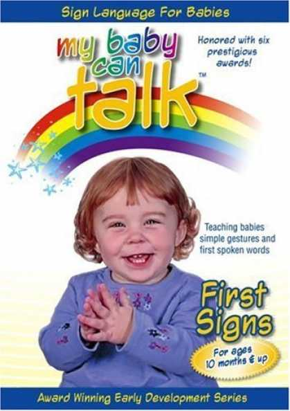 Bestselling Movies (2006) - My Baby Can Talk - First Signs by Kathleen Waidhofer