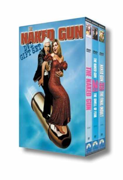 Bestselling Movies (2006) - The Naked Gun DVD Gift Set