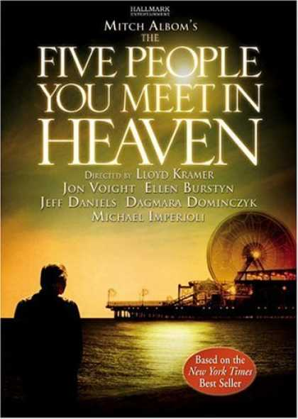 Bestselling Movies (2006) - The Five People You Meet in Heaven by Lloyd Kramer
