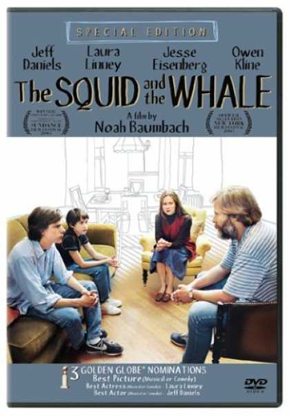 Bestselling Movies (2006) - The Squid and the Whale by Noah Baumbach