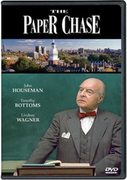 Bestselling Movies (2006) - The Paper Chase by James Bridges