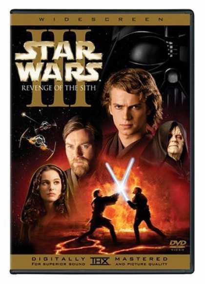 Bestselling Movies (2006) - Star Wars - Episode III, Revenge of the Sith (Widescreen Edition)