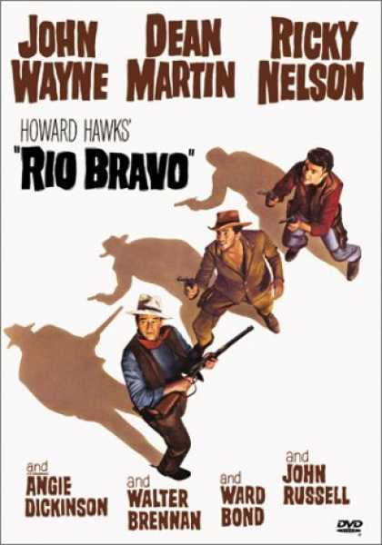 Bestselling Movies (2006) - Rio Bravo by Howard Hawks