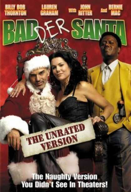 Bestselling Movies (2006) - Badder Santa (Unrated Widescreen Edition) by Terry Zwigoff