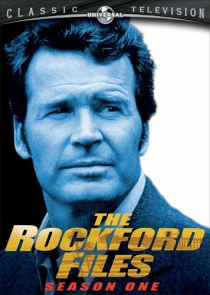 Bestselling Movies (2006) - The Rockford Files - Season One by James Garner