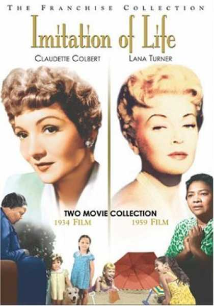 Bestselling Movies (2006) - Imitation of Life (Two Movie Collection) 1934/1959 by Douglas Sirk