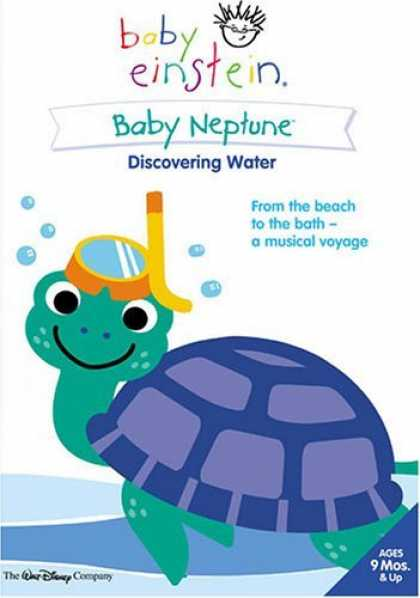 Bestselling Movies (2006) - Baby Einstein - Baby Neptune - Discovering Water