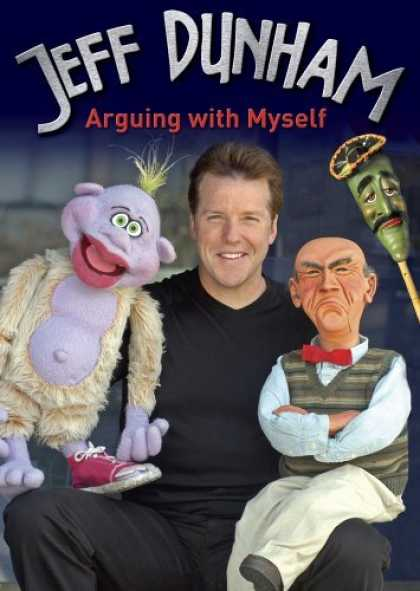 Bestselling Movies (2006) - Jeff Dunham - Arguing With Myself