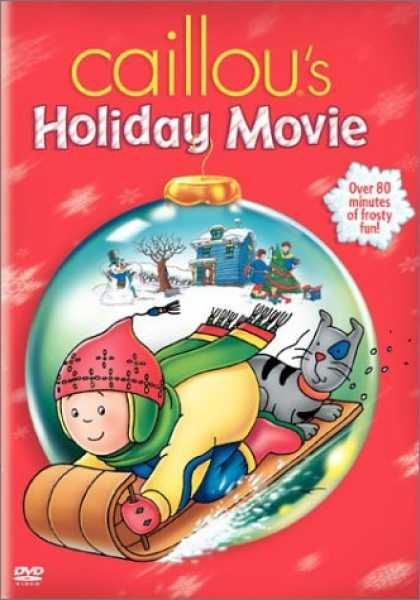 Bestselling Movies (2006) - Caillou's Holiday Movie