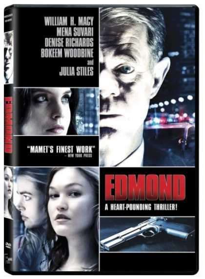 Bestselling Movies (2006) - Edmond by Stuart Gordon