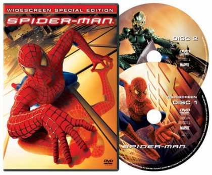 Bestselling Movies (2006) - Spider-Man (Widescreen Special Edition)