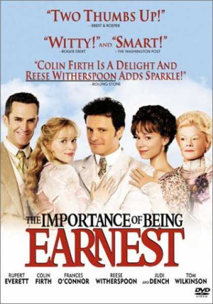 Bestselling Movies (2006) - The Importance of Being Earnest by Oliver Parker