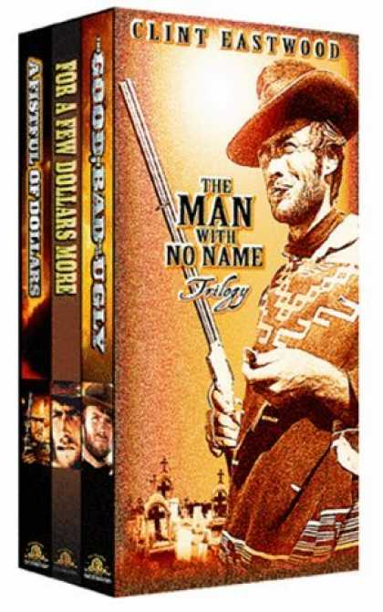 Bestselling Movies (2006) - The Clint Eastwood Gift Set (A Fistful of Dollars, For A Few Dollars More, The G