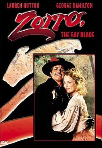 Bestselling Movies (2006) - Zorro, the Gay Blade by Peter Medak