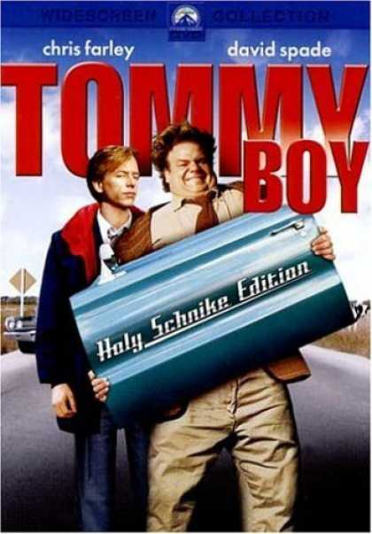Bestselling Movies (2006) - Tommy Boy - Holy Schnike Edition by Peter Segal