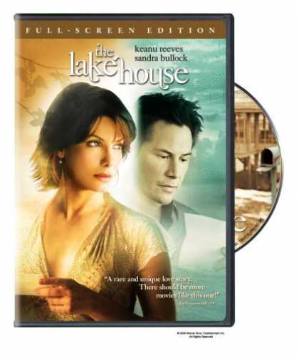 Bestselling Movies (2006) - The Lake House (Full Screen Edition) by Alejandro Agresti