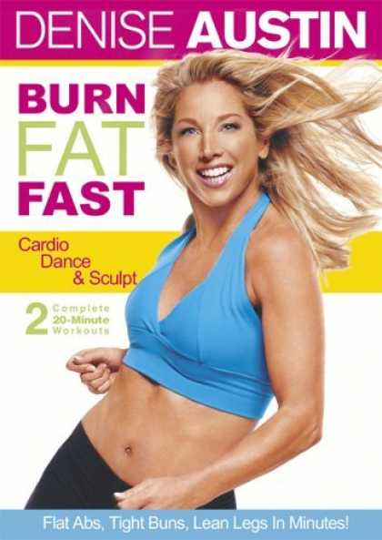 Bestselling Movies (2006) - Burn Fat Fast - Cardio Dance & Sculpt