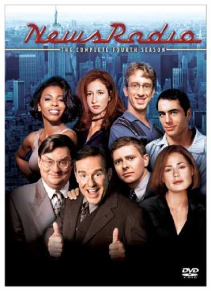 Bestselling Movies (2006) - NewsRadio - The Complete Fourth Season by James Burrows (II)