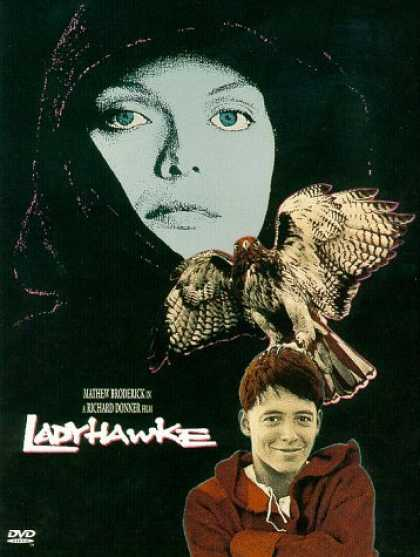 Bestselling Movies (2006) - Ladyhawke by Richard Donner