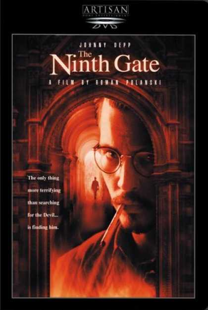 Bestselling Movies (2006) - The Ninth Gate by Roman Polanski