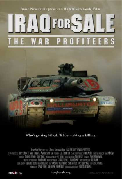 Bestselling Movies (2006) - Iraq for Sale: The War Profiteers by Robert Greenwald