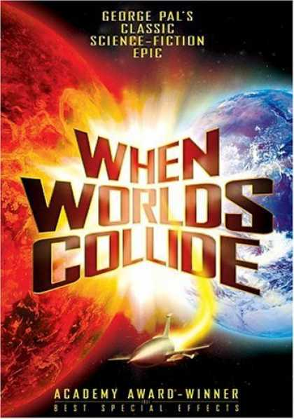Bestselling Movies (2006) - When Worlds Collide by Rudolph Maté