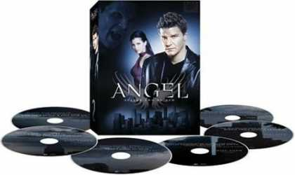 Bestselling Movies (2006) - Angel - Season Two by Joss Whedon