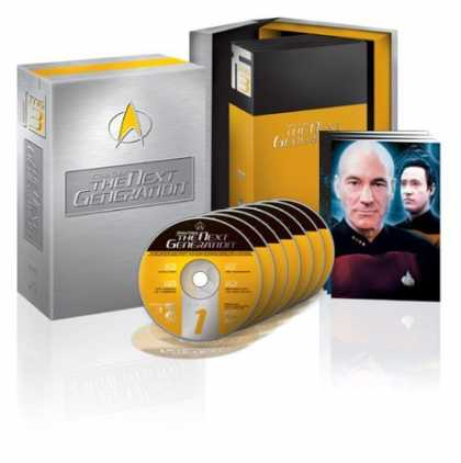 Bestselling Movies (2006) - Star Trek The Next Generation - The Complete Third Season by David Carson