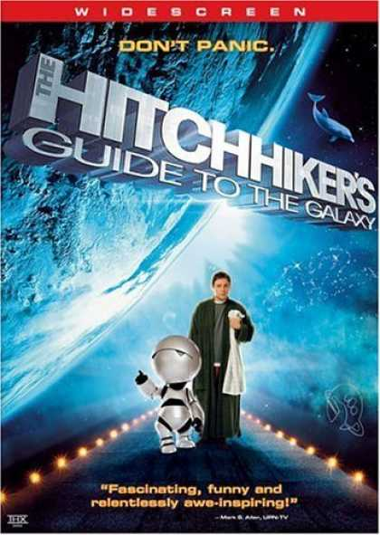 Bestselling Movies (2006) - The Hitchhiker's Guide to the Galaxy (Widescreen Edition) by Garth Jennings