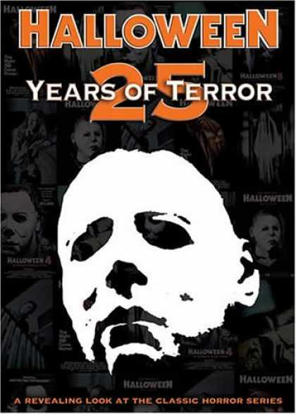 Bestselling Movies (2006) - Halloween: 25 Years of Terror by Stefan Hutchinson