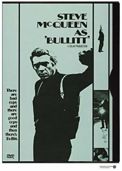 Bestselling Movies (2006) - Bullitt by Peter Yates