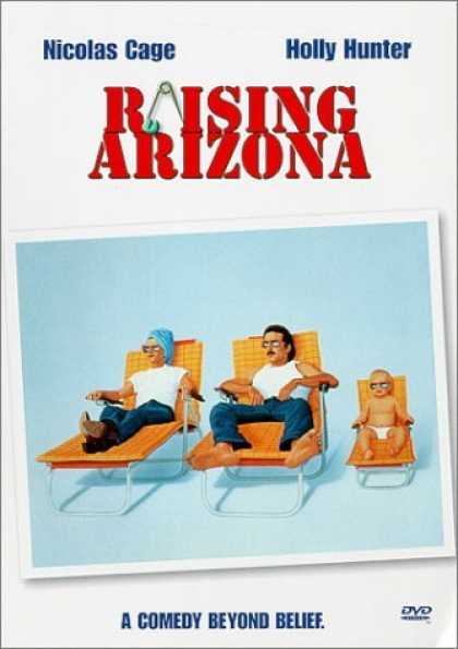 Bestselling Movies (2006) - Raising Arizona by Joel Coen