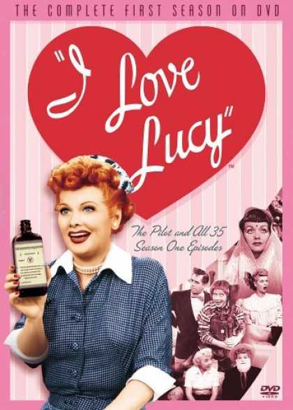 Bestselling Movies (2006) - I Love Lucy - The Complete First Season by Ralph Levy