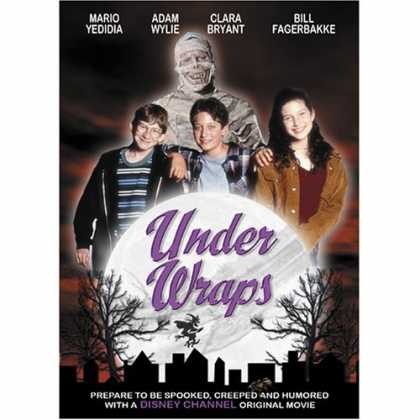 Bestselling Movies (2006) - Under Wraps