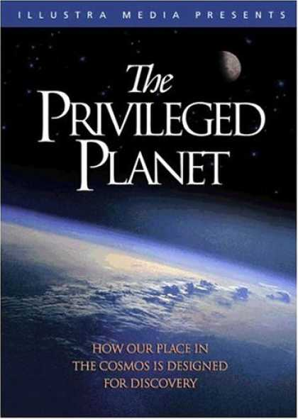 Bestselling Movies (2006) - The Privileged Planet by Lad Allen