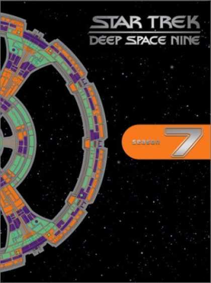 Bestselling Movies (2006) - Star Trek Deep Space Nine - The Complete Seventh Season
