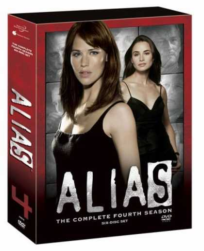 Bestselling Movies (2006) - Alias - The Complete Fourth Season