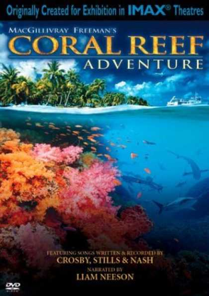 Bestselling Movies (2006) - Coral Reef Adventure (Large Format) (2-Disc WMVHD Edition) by Greg MacGillivray