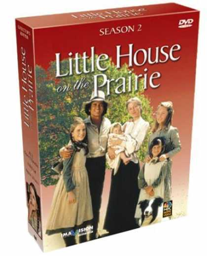 Bestselling Movies (2006) - Little House on the Prairie - The Complete Season 2 by Maury Dexter