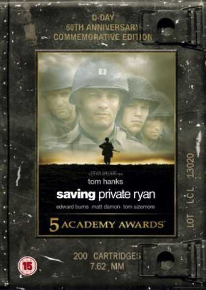 Bestselling Movies (2006) - Saving Private Ryan (D-Day 60th Anniversary Commemorative Edition) by Steven Spi