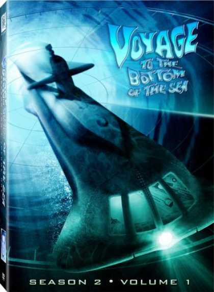 Bestselling Movies (2006) - Voyage to the Bottom of Sea: Season 2, Vol. 1 by Tom Gries