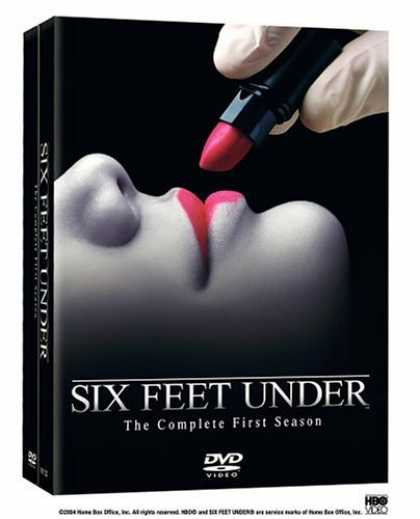 Bestselling Movies (2006) - Six Feet Under: Complete First Season (5pc) by Kathy Bates
